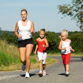 Is your child exercising enough?