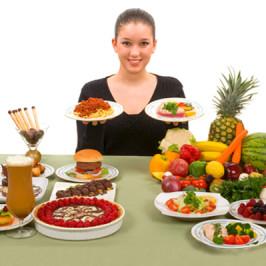 Diet & Calorie Stats