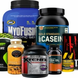 Pre-Workout Supplements 2014