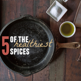 5 Healthy Spices