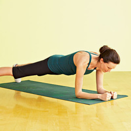 Plank HIIT Workout